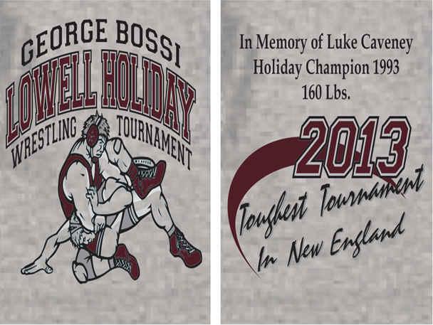 Luke Caveny Tee Shirt